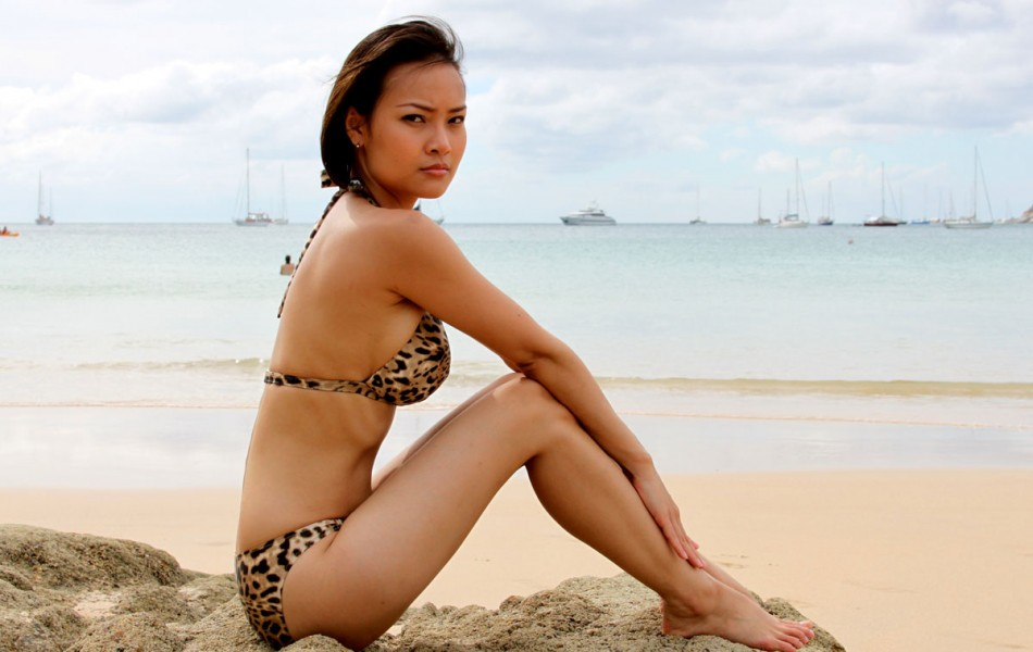 model-thai